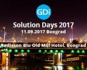Solution Days 2017 Belgrade